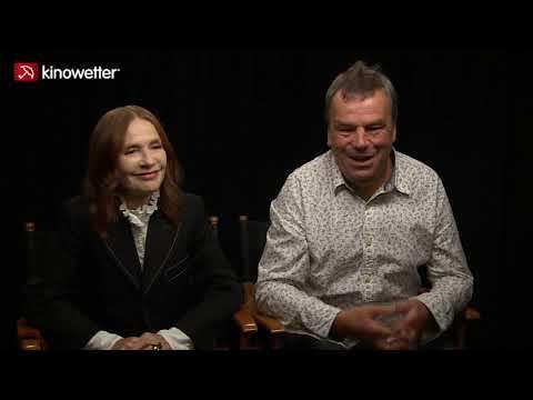 Interview Isabelle Huppert & Neil Jordan GRETA