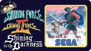 SEGA Forever: Shining Force Classics (Android) 📱 [Manjoume]