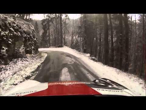 Essais Pré Monte-Carlo - Porsche 911 GT3 RS 4.0l RGT