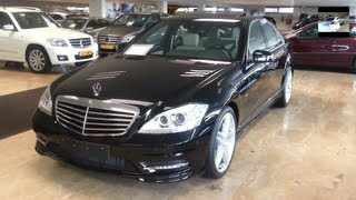 Mercedes-Benz S Class AMG 2013 In depth review Interior Exterior