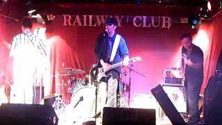 Razorian - Life Is A Dirty Game Live at the Railway Club