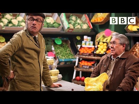 More about this programme: http://www.bbc.co.uk/programmes/b00wyj62 Ronnie Corbett and Harry Enfield star in this fruity sketch from The One Ronnie, written ...