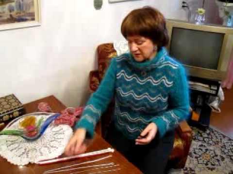 Видео Мастер-Класс по вязанию на спицах. Вязать на спицах? Легко!