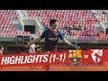 Barcelona B Sevilla B goals and highlights
