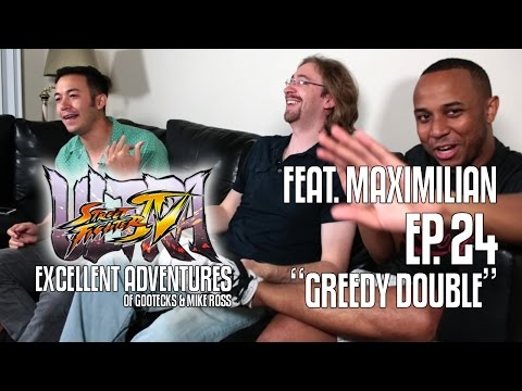 Ultra Excellent Adventures of Gootecks & Mike Ross ft. Maximilian! Ep. 24: GREEDY DOUBLE