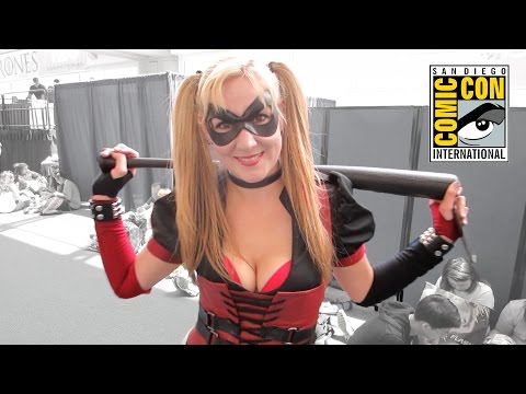MORE Girls of Comic-Con 2015