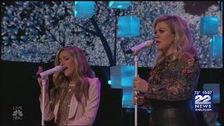 Download Lagu Rising star BrynnCartelli joining Kelly Clarksonon tour Gratis STAFABAND