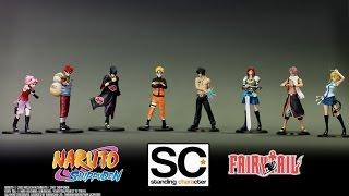 Naruto / FairyTail by Chibi Tsume