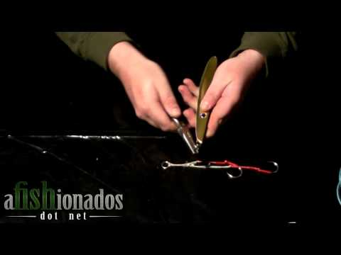 How-To: Rigging a Butterfly Jig