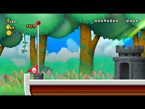 New Super Luigi Wii -