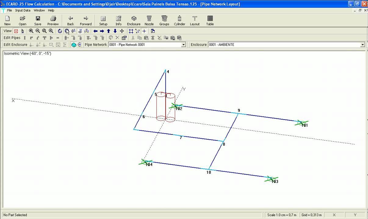 Fm  System Design Calculation