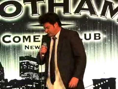 Brian Sloan--Live @ Gotham Comedy Club, NYC--5/27/09 Video