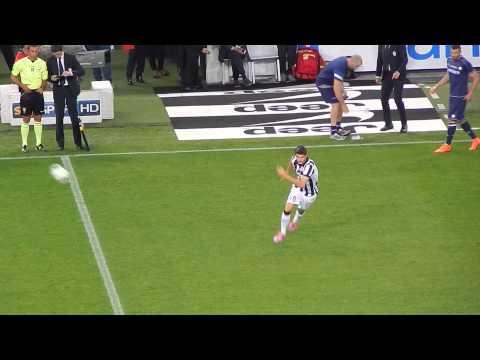 JUVENTUS - udinese 2-0 esordio Morata