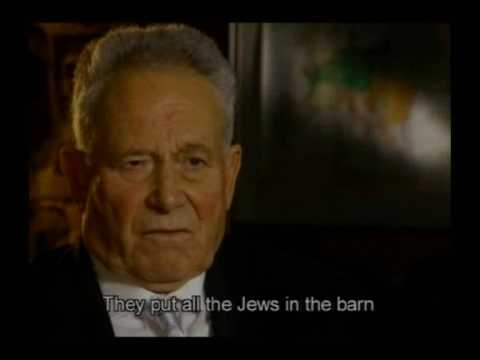 Child Holocaust survivor describes family's wartimes experiences