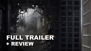 Godzilla 2014 Official Trailer + Trailer Review : HD PLUS