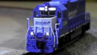 N Sale Atlas GP38 2 with ModellDepo LSH micro DCC decoder