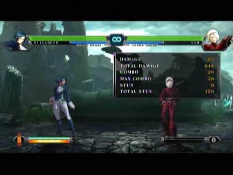 KoF XIII : Combo Compilation by OTIKA (4)