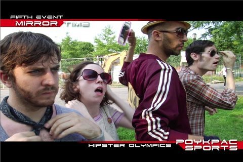 Hipster Olympics