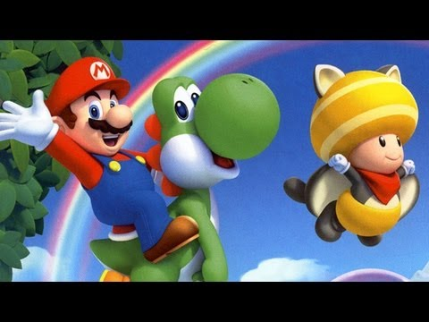 Classic Game Room - NEW SUPER MARIO BROS. U review for Wii U