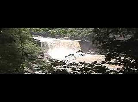 Waterfall, Cumberland Falls w/ The Steel Drivers