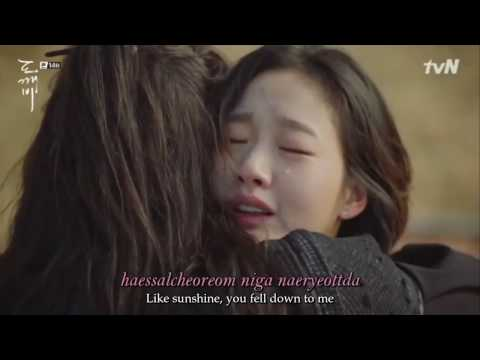 [Goblin OST Rom-Eng] Ailee - I'll Go To You Like The First Snow (Kim Shin X Eun Tak)
