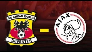 Go Ahead Eagles - Ajax