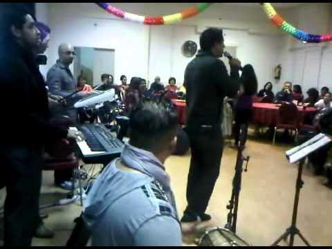 Lucky Singh - Lexes live @ Eekta ( Bhajan )