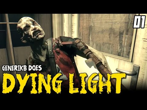 DYING LIGHT Gameplay EP 01 -