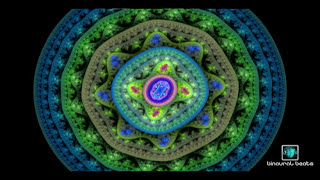 Full Healing Meditation ★ Binaural Beats Music (ASMR)