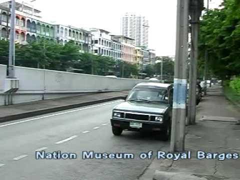 Nation Museum of Royal Barges, Bangkok, Thailand