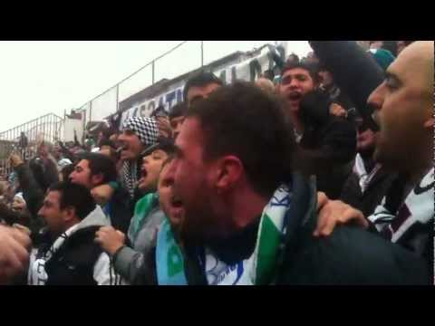 Rizeli Kartallar - Kartalspor 1-2 Çaykur Rizespor -1 (13 Kasim 2011)