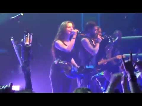 Eluveitie - Inis Mona (live in Minsk - 18.02.15)
