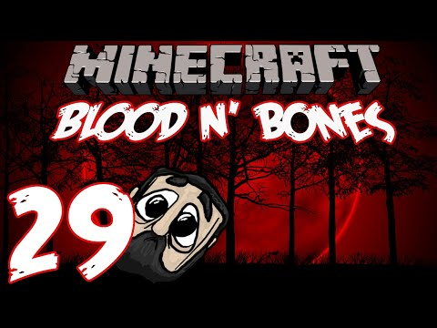 Gearing Up for More | Blood and Bones Ep.29, Minecraft modpack