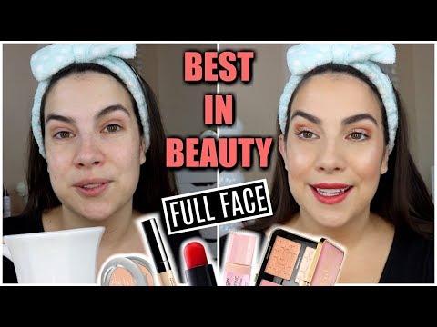 FULL FACE OF FAVORITES! Best in Beauty: September 2018