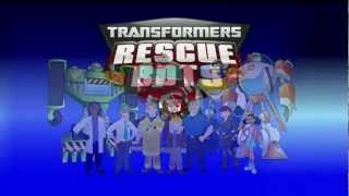 Josh Ramsay - Transformers Rescue Bots