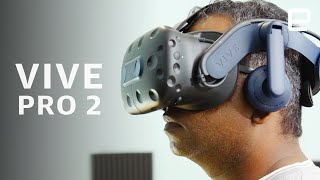 HTC Vive Pro 2 review: 5K VR done right