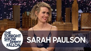 Drew Barrymore Confronted Sarah Paulson About Her Impression