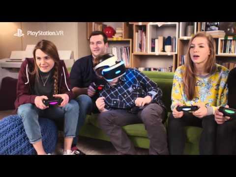 The Playroom VR   Gameplay trailer   PlayStation VR