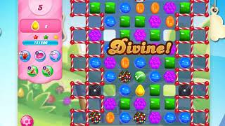 Candy Crush Saga Level 3416 -24 Moves- No Boosters