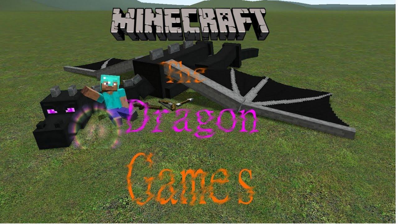 Как в майнкрафте сделать дракона 95