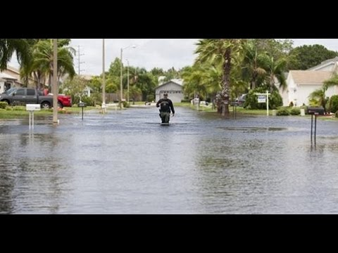 Will Climate Change Force Florida to Split Into Two?