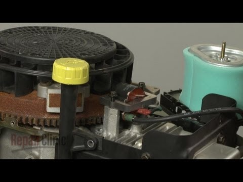 Sears Craftsman Lawn Mower Repair Parts How To Replace The