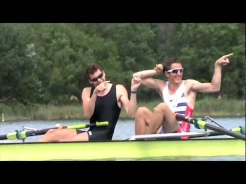 Living The Dream-rowing in Banyoles 2011