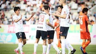 2017明治安田生命J2リーグ 第15節:vs 愛媛FC(A)