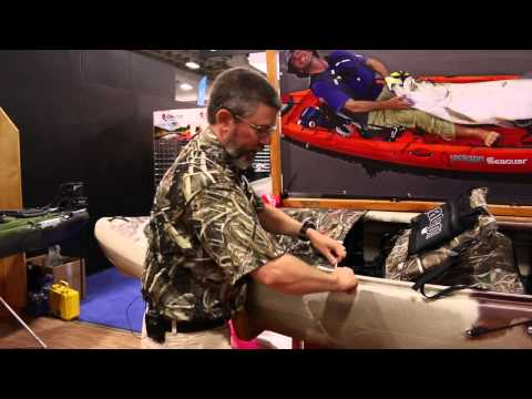 Jackson Kayak - First look at the Real Tree Edition Kilroy