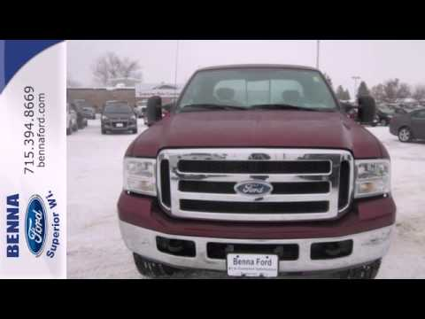 2006 Ford Super Duty F-250 Duluth MN-Superior, WI #C29538