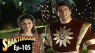 Shaktimaan - Episode 105