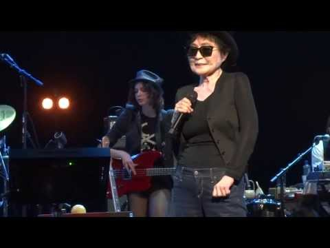 Yoko Ono & Plastic Ono Band --MELTDOWN---@Royal Festival Hall in London