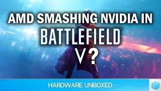 News Corner   AMD Destroys Nvidia in BFV? Intel Details 9000-Series CPUs