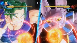 ALL DUAL ULTIMATE ATTACKS! (Outdated, New link in description) | Dragon Ball Xenoverse 2